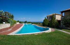 Seafront Pool Villa, Panoramic View, Case vacanze  Afitos - big - 31
