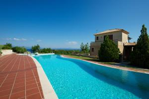 Seafront Pool Villa, Panoramic View, Case vacanze  Afitos - big - 33