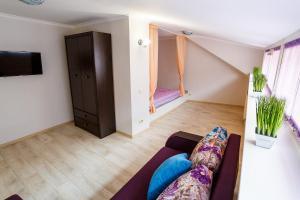 Furmanska 3 Mansarda, Appartamenti  Leopoli - big - 6