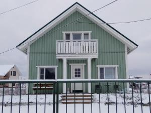 Guest House Kodikas, Penzióny  Sortavala - big - 89