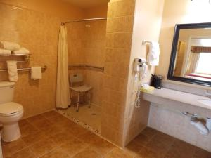 Quadruple Room with Roll-In Shower - Disability Access/Non-Smoking