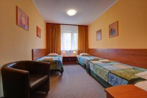 Hotel Pod Grotem, Szállodák  Varsó - big - 15