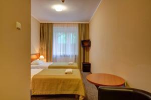 Hotel Pod Grotem, Szállodák  Varsó - big - 12