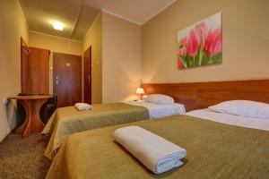 Hotel Pod Grotem, Szállodák  Varsó - big - 11