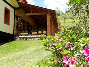 Pousada Boa Vista, Guest houses  Santo Antonio de Itabapoana - big - 23