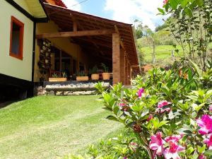 Pousada Boa Vista, Vendégházak  Santo Antonio de Itabapoana - big - 23