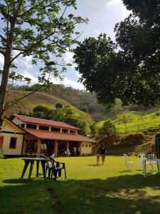 Pousada Boa Vista, Vendégházak  Santo Antonio de Itabapoana - big - 41