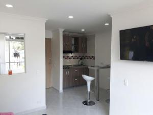 Apartamento Aqualina, Ferienwohnungen  Cartagena de Indias - big - 21
