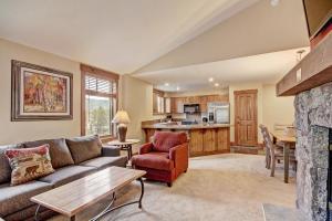 Mountain Thunder Lodge, Apartmánové hotely  Breckenridge - big - 14