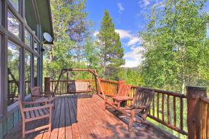 Mountain Thunder Lodge, Apartmánové hotely  Breckenridge - big - 18