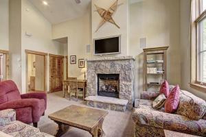 Mountain Thunder Lodge, Apartmánové hotely  Breckenridge - big - 24