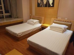 Shanghai Hongqiao Yueyi Apart Hotel, Apartmány  Šanghaj - big - 12