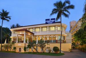 Country Inn and Suites By Carlson, Goa Candolim