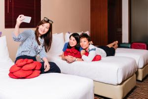 Triple Room with Free 4G Pocket Wi-Fi Device