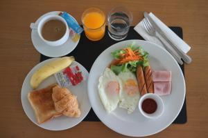 Floral Shire Suvarnabhumi Airport, Hotels  Lat Krabang - big - 49