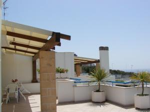 Hotel Selenia Residence, Szállodák  Castro di Lecce - big - 6