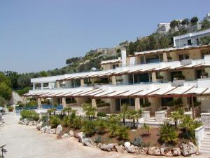 Hotel Selenia Residence, Szállodák  Castro di Lecce - big - 18