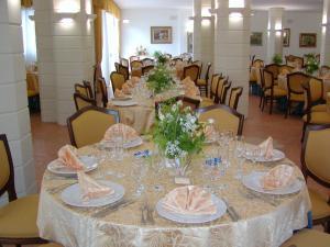 Hotel Selenia Residence, Szállodák  Castro di Lecce - big - 16