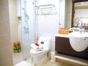 Emerald: Studio in Patong, Apartmány  Patong - big - 23