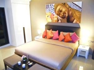 Emerald: Studio in Patong, Apartmány  Patong - big - 20