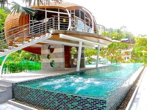 Emerald: Studio in Patong, Apartmány  Patong - big - 14