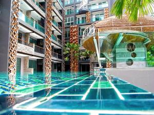 Emerald: Studio in Patong, Apartmány  Patong - big - 6