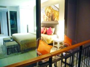 Emerald: Studio in Patong, Apartmány  Patong - big - 4