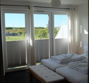 Villa Calm Sailing, Apartmanok  Börgerende-Rethwisch - big - 17
