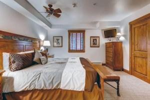 Elegant Vail 1 Bedroom yes - Lion Sq NORTH 290, Holiday homes  Vail - big - 3