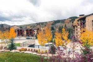 Elegant Vail 1 Bedroom yes - Lion Sq NORTH 290, Holiday homes  Vail - big - 12