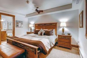 Elegant Vail 1 Bedroom yes - Lion Sq NORTH 290, Holiday homes  Vail - big - 5