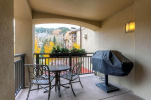 Elegant Vail 1 Bedroom yes - Lion Sq NORTH 290, Holiday homes  Vail - big - 6