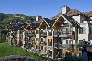 Wonderful Vail 2 Bedroom yes - Lion Sq EAST 117, Dovolenkové domy  Vail - big - 13