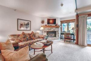 Elegant Vail 1 Bedroom yes - Lion Sq NORTH 290, Holiday homes  Vail - big - 10