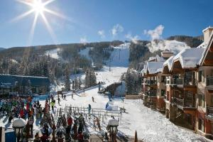 Cute Vail 1 Bedroom yes - Lion Sq SOUTH 366, Case vacanze  Vail - big - 16