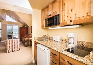 Lovely Mountain Village 1 Bedroom Hotel Room - BLM32A, Hotels  Telluride - big - 5