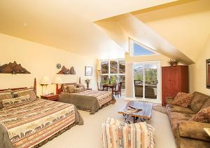 Lovely Mountain Village 1 Bedroom Hotel Room - BLM32A, Hotels  Telluride - big - 3