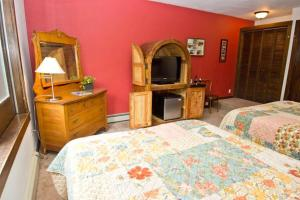 Appealingly Priced Town Of Telluride 1 Bedroom Hotel Room - MBB02, Отели  Telluride - big - 2