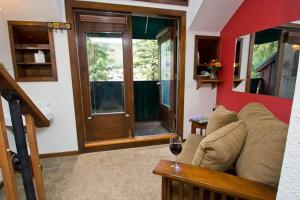 Appealing Town Of Telluride 1 Bedroom Hotel Room - MBB09, Отели  Telluride - big - 7