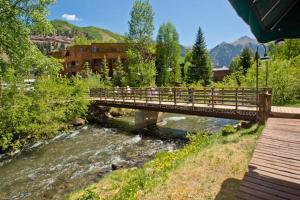 Appealing Town Of Telluride 1 Bedroom Hotel Room - MBB09, Отели  Telluride - big - 10