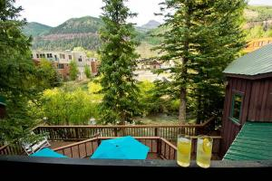 Appealing Town Of Telluride 1 Bedroom Hotel Room - MBB09, Отели  Telluride - big - 4