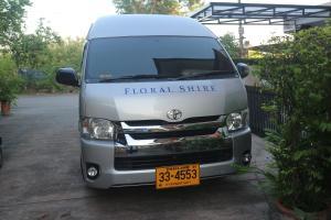 Floral Shire Suvarnabhumi Airport, Hotels  Lat Krabang - big - 54