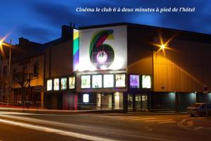 Novotel Saint Brieuc Centre Gare, Hotels  Saint-Brieuc - big - 25