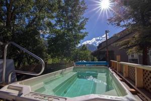 Charming Town Of Telluride 1 Bedroom Hotel Room - MI115, Отели  Telluride - big - 1