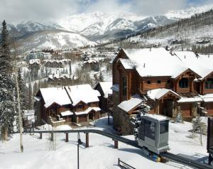 Invitingly Furnished 1 Bedroom - BCL203B, Hotel  Telluride - big - 15