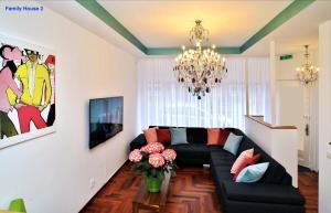 Luxury Apartments Delft Family Houses, Ferienwohnungen  Delft - big - 45