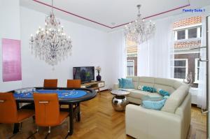 Luxury Apartments Delft Family Houses, Ferienwohnungen  Delft - big - 41