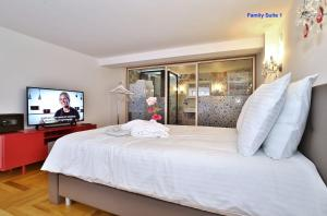 Luxury Apartments Delft Family Houses, Ferienwohnungen  Delft - big - 42
