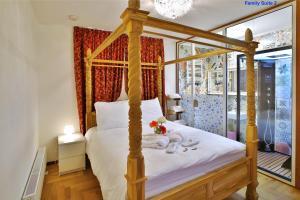 Luxury Apartments Delft Family Houses, Ferienwohnungen  Delft - big - 39