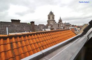 Luxury Apartments Delft Family Houses, Ferienwohnungen  Delft - big - 23